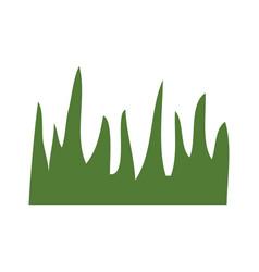 Lawn garden isolated vector