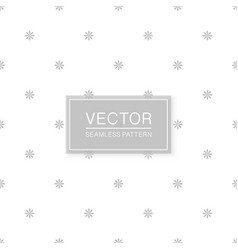 stylish seamless floral pattern - simple vector image