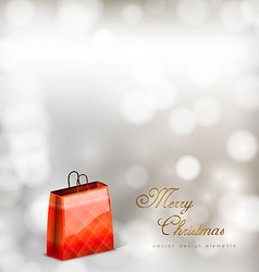Red Gifts vector image vector image