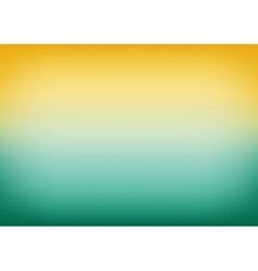 Yellow Green Spring Gradient Background vector