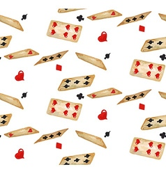 Card pattern2 vector image