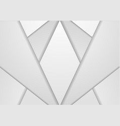 grey abstract concept technology background vector image