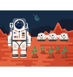 Mars Colonizations 01 vector