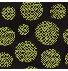 Pop art doodle seamless background pattern vector image