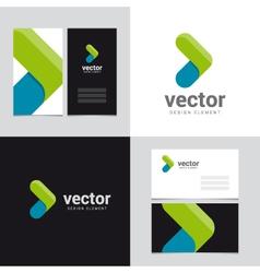 logo design element 27 vector image vector image