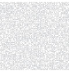 Grey Mosaic Background vector image