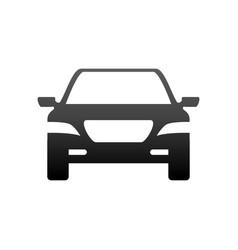 Car transport icon vector