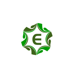 Green project solution center initial e vector