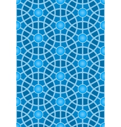 celtic pattern vector image vector image