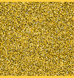 gold confetti background seamless vector image