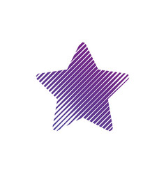 star logo minimal abstract symbol geometrical vector image