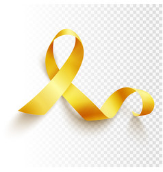 Childhood cancer day vector
