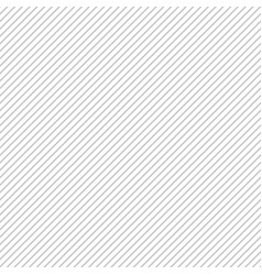 diagonal lines pattern background line grey vector image