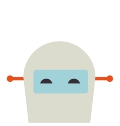 Robot technology future innovation vector