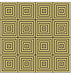 Seamless pattern spiral confuse twirlings vector