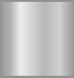 silver gradient smooth texture empty gray metal vector image