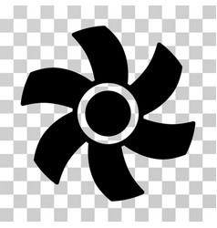 Rotor icon vector