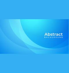 Technology visualization futuristic blue banner vector