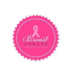 Breast cancer awareness banner 03 vector