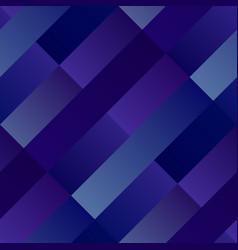 Geometrical seamless gradient rectangle pattern vector