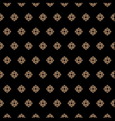 Cross patten background vector