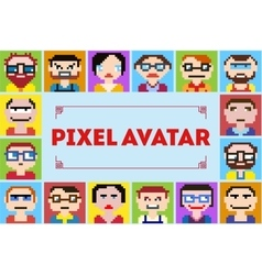 people graphics vector image