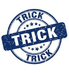 Trick stamp vector