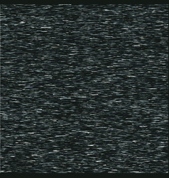 tv noise texture background vector image
