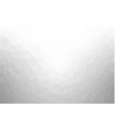 geometric gray texture background vector image