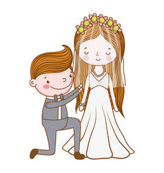 Engagement Cartoon Vector Images Over 6 800