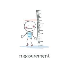 Measurement growth vector