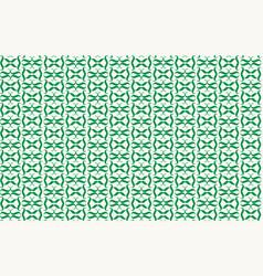 monochrome geometric pattern on light canvas vector image