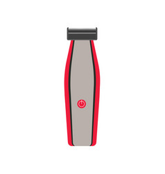 hair clipper icon trimmer barber electric beard vector image