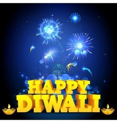 Diwali Night vector