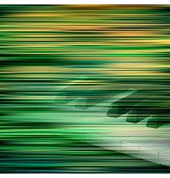 abstract green blur background with piano keys vector image vector image