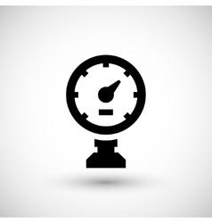 Manometer icon symbol vector image