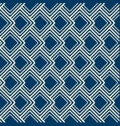 seamless pattern with repeating objects vector image