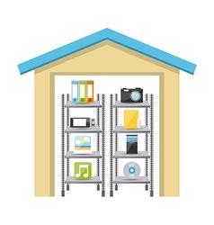 Storage device vector