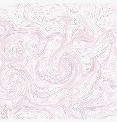 abstract pale pink marble background vector image