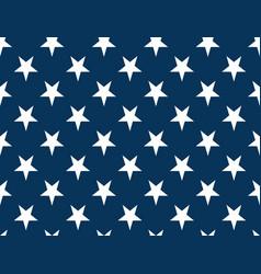 american flag stars - seamless pattern non vector image