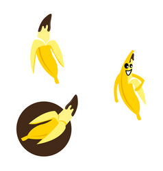 banana2 vector image