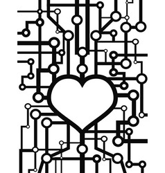 Heart circuit vector