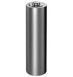 AA battery vector