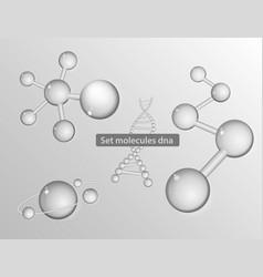 Set molecules dna vector