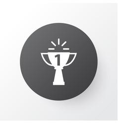 success icon symbol premium quality isolated vector image