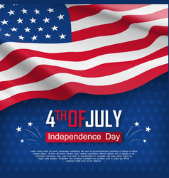 independence day celebration banner template vector image