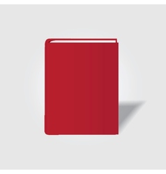 Book symbol icon for your design vector image vector image
