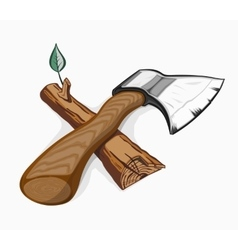 Ax and log vector