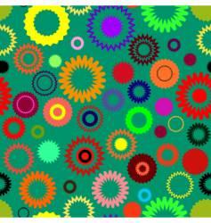 retro ornament vector image vector image