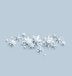 realistic paper cut wave vector image